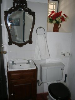 Small  Bathroom, ground floor
