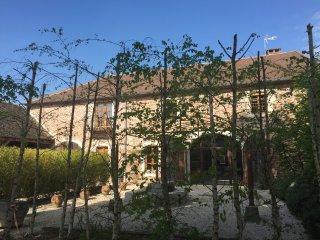 Clos de Miribel-chais rénové près vignes&commerces, Givry