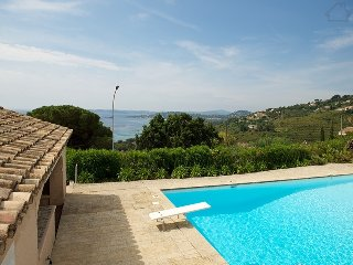 Venturo 204147 villa for 12 people , beautiful sea view, pool 12 x 6 mtr.