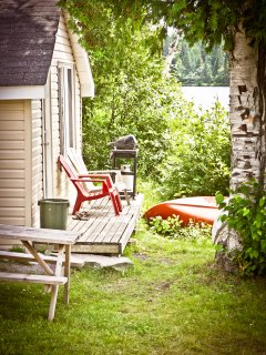 Lake St. Peter Cottage Resort- Cottage 1