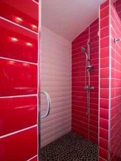 L'Oasis de Terre Rouge - Villa Flamboyant - Douche