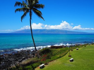 Panoramic Oceanfront 3BR-Awesome Sunsets & Views! 'Sunset Shores Maui'