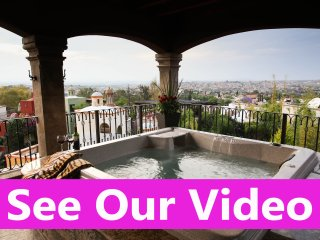 Casa Grande San Miguel Luxury Accommodations