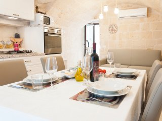Characteristic Apartment in Monopoli for 4 People