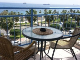 DIRECT SEA FRONT * LIMASOL BAY PANORAMA, Limassol