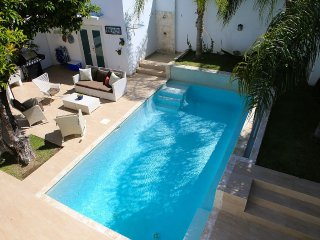 Gorgeous House Steps from Beach, San Juan