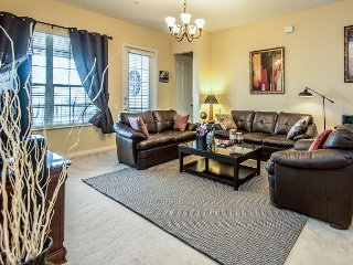 Luxury 3-bed, 2-bath condo with gourmet kitchen and room for up to 10 guests.