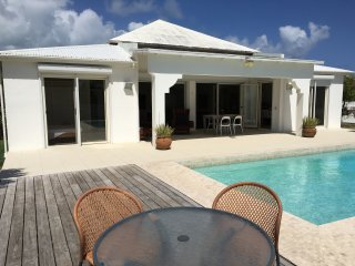 Caraibic Villa with pool - 100mt from sea line