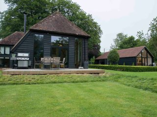 Contemporary Kentish Barn, Ashford