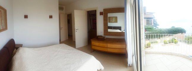 Master Bedroom with Balcony, Walk in Wardrobe, and Ensuite Bathroom