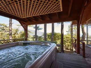 Amazing 'Sunset Perch' Views  with spa, Idyllwild