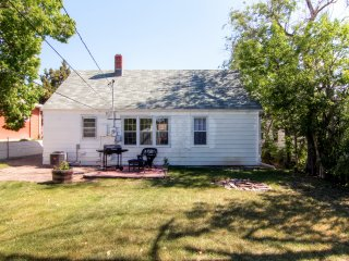 Charming 2BR Rapid City House w/Large Backyard
