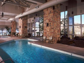 BRIAN HEAD*Lux 1 BR Condo*Cedar Breaks Lodge & Spa, Brian Head