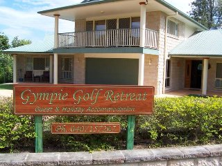 Gympie Golf Retreat Guest House
