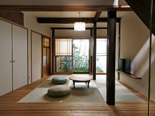 IDEAL LOCATION, FULLY RENOVATED TRADITIONAL HOUSE., Kioto
