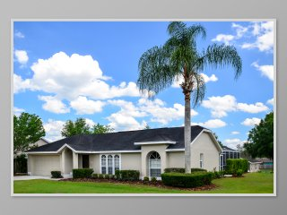 Near Champions Gate! - South Facing Private Pool! - Minutes from Disney World!