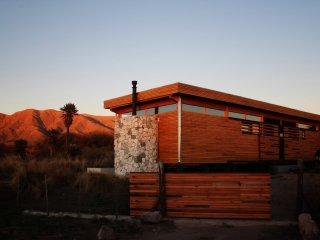 Eco casa de diseno en las Sierras de Cordoba