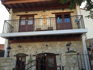 Lania traditional stone house