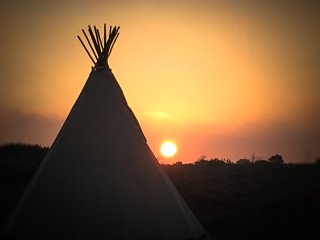 Sunset TeePee Retreat, Mossel Bay