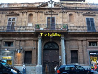 Two Rooms in Center | Parking Space & Wi-Fi, Palermo