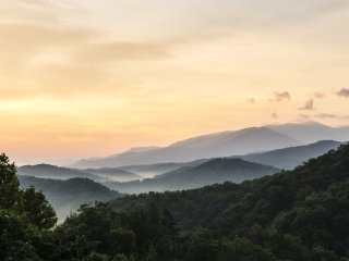 Breathtaking Views only 3 miles from Gatlinburg!