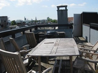 Terrace  , Exclusive, Best Area in CPH, Parks, Oesterbro