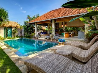 Exquisite 2BD Villa in Private Villa Resort, Canggu