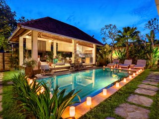 Private Sanctuary Villa in Private Resort