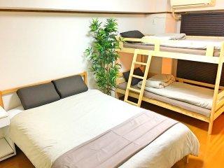 New Open Easy Access to MANY Tokyo spots, Shinagawa