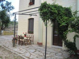 Villa vicino San Vito e Macari, Custonaci