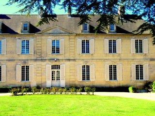 Château les Cèdres B & B, la chambre d'Agathe
