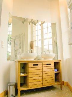 La salle de bain d'Alix