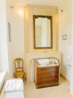 La salle de bain d'Agathe