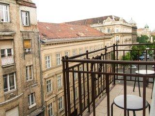 Real Apartments Zoltán big, Budapeste