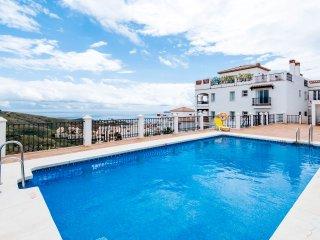Luxury 2-bed sea view apartment Las Palmeras