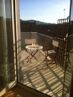 small apartment whit wiew, Ancona