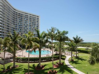 Great Beachfront Condo, 2 BR, S-Seas, T3-1210, Île de Marco