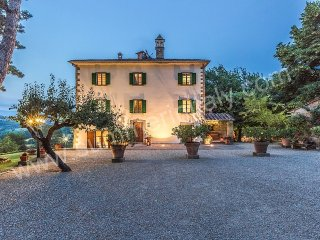 Villa Belgarbo, Monterchi