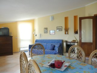 Capo Vaticano Apartment with garden 80 meters to the sea