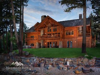 NEW Stunning Home on Flathead Lake!, Somers