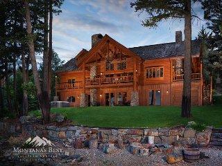 NEW Stunning Home on Flathead Lake!, Somers