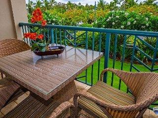 Waipouli #E-205: 2bdr/3bath condo with city and garden views!!