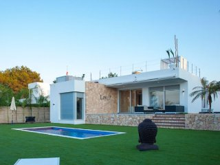 4 bedroom Villa in Port D´EsTorrent, Ibiza, Ibiza : ref 2249488, Port d'es Torrent