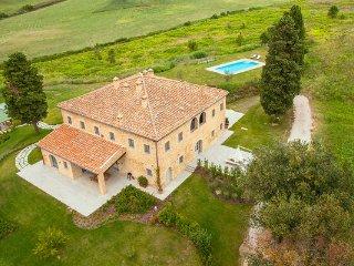 2 bedroom Villa in Castelfalfi, Tuscany, Italy : ref 5477270