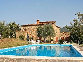7 bedroom Villa in Lisciano Niccone, Umbria, Italy : ref 2269622