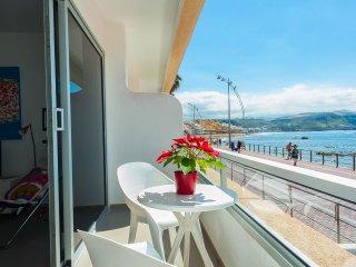 Apartamento en 1ª línea Playa, Las Palmas de Gran Canaria