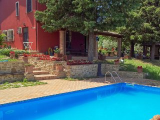 5 bedroom Villa in Limigiano, Umbria, Italy : ref 5477656