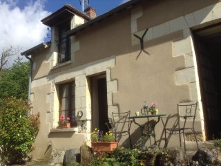 La Vieille Ferme Gite, Saint-Remy-sur-Creuse