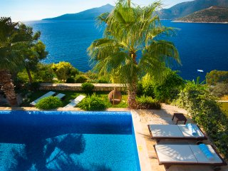 Luxury Waterfront Villa with Private Jetty, Kalkan