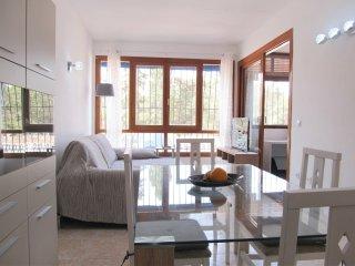 Apartment in the Cala of the Pino, on the sea